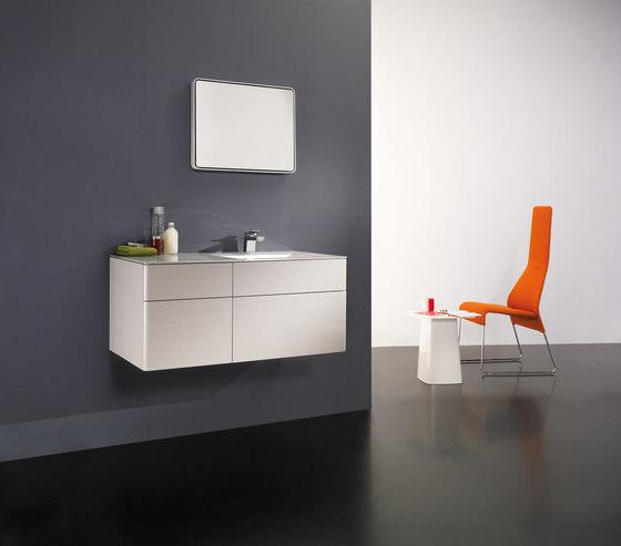 Ela Bathroom Furniture by Inbani   Vanity units