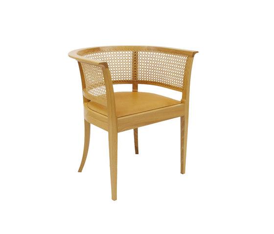 The Faaborg Chair 9662 by Carl Hansen & Søn | Restaurant chairs