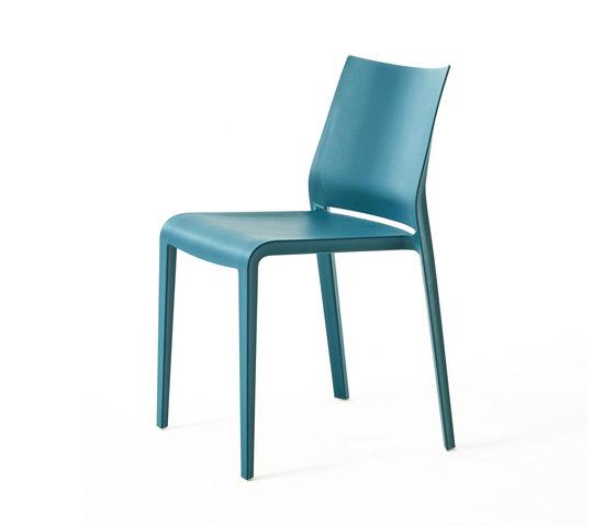 Riga chair by Desalto   Multipurpose chairs