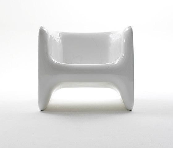 Kloe seat di Desalto | Poltrone da giardino
