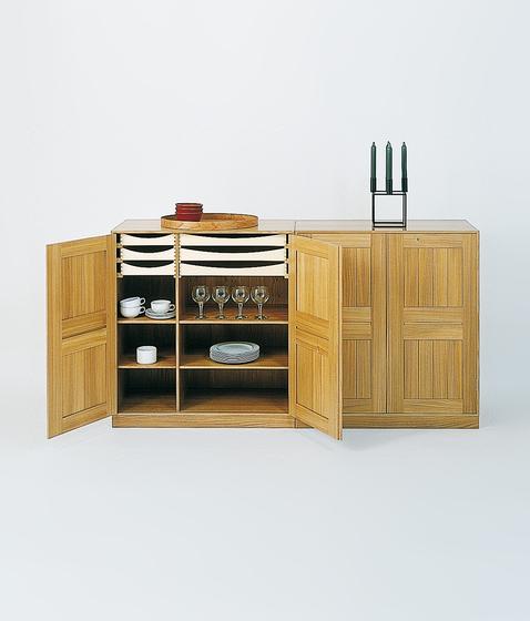 Mogens Koch cabinet by Carl Hansen & Søn   Sideboards