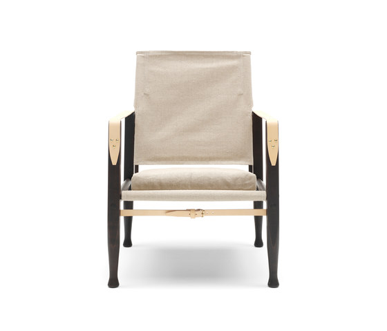 The Safari Chair di Carl Hansen & Søn | Poltrone