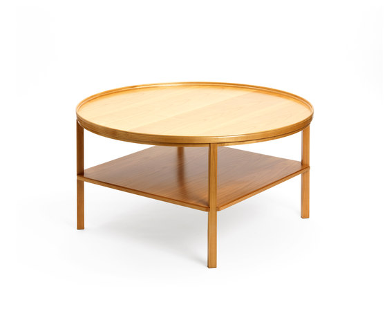 Coffee table 6687 de Carl Hansen & Søn | Tables basses