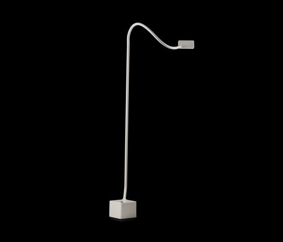Mamba p Floor lamp by Metalarte | Reading lights