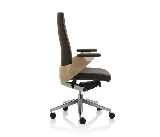 Lusso Luxe Swivel chair by Züco | Task chairs