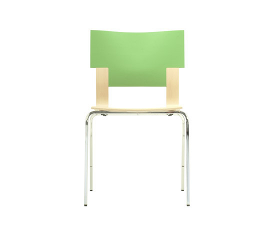 Puro | 4-legged general purpose chair de Züco | Sillas multiusos
