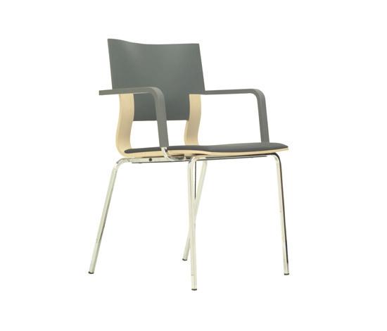 Puro | 4-legged general purpose chair by Züco | Multipurpose chairs