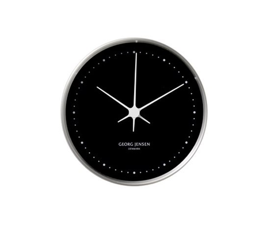 Koppel Clock Ø 10 Cm By Georg Jensen | Clocks Part 3