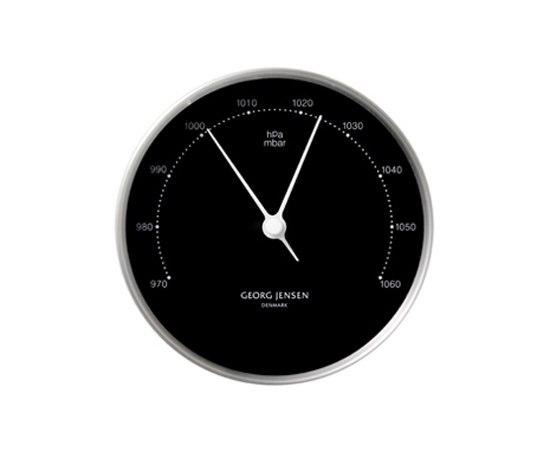 Koppel Barometer by Georg Jensen | Clocks