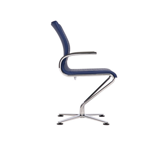 Riola | Conference swivel chair by Züco | Conference chairs