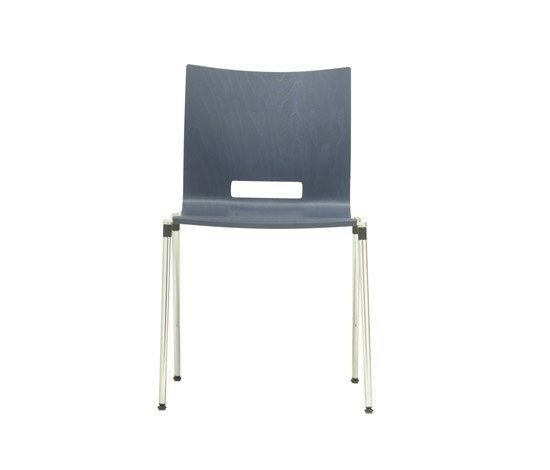 Sala |4-legged general purpose chair by Züco | Visitors chairs / Side chairs