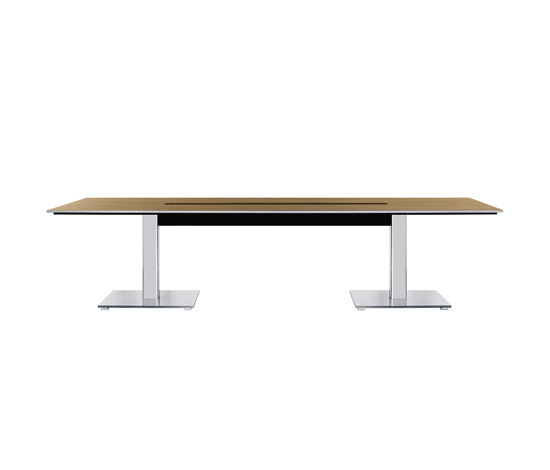 Lusso Luxe Table by Züco | Conference tables