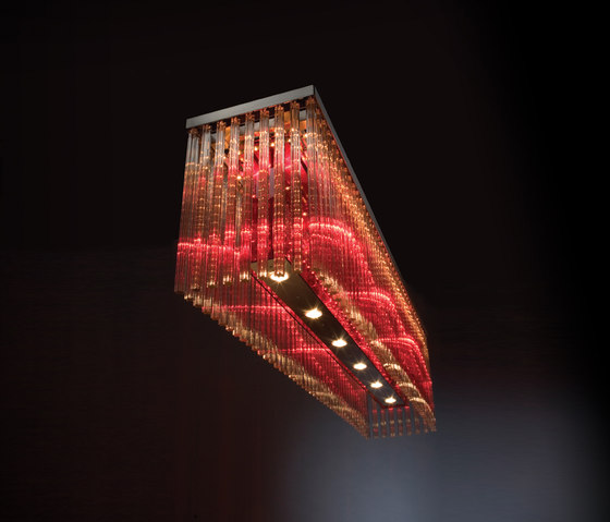 Alistair Suspended Lamp by Quasar | General lighting