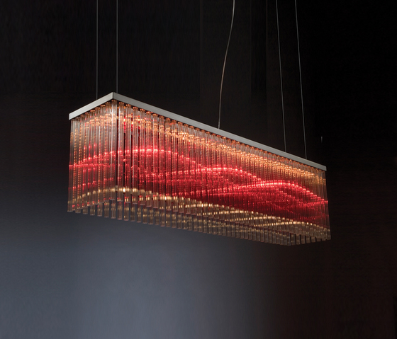 Alistair Suspended Lamp di Quasar | Illuminazione generale