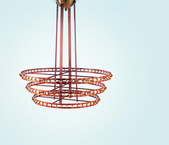 Citadel Grande Suspended Lamp by Quasar | General lighting