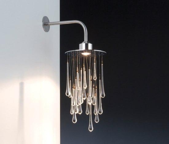 Doccia Wall Lamp by Quasar   General lighting