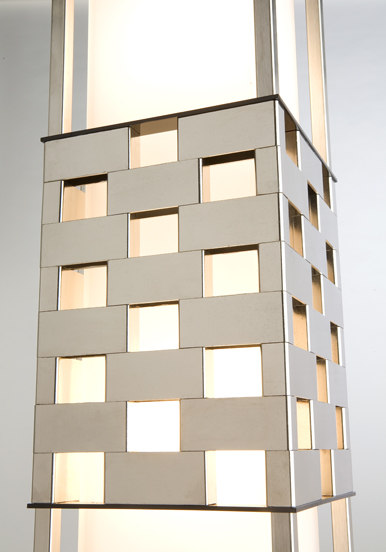 Elevator Floor Lamp by Quasar | General lighting