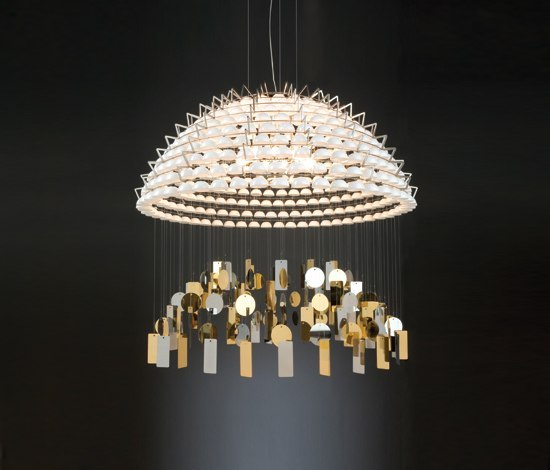 Todo suspended lamp by Quasar   General lighting