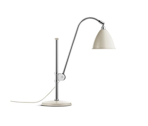 Bestlite BL1 Table lamp | Off-White/Chrome by GUBI | Table lights