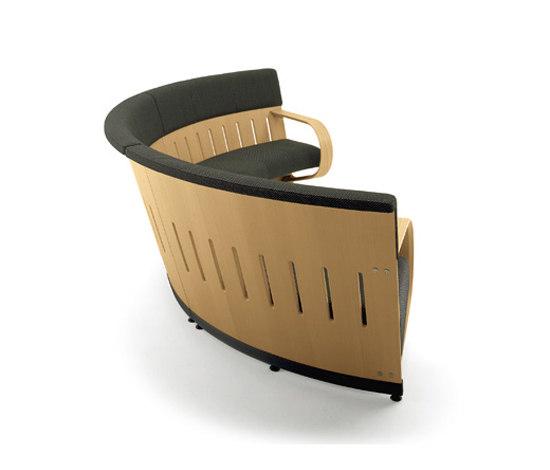 Swing by Magnus Olesen | Modular seating elements