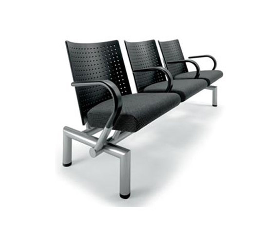 Twin by Magnus Olesen | Beam / traverse seating