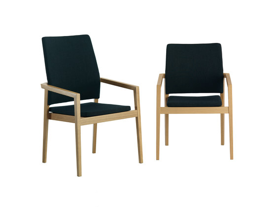 Session Relax chair by Magnus Olesen | Visitors chairs / Side chairs