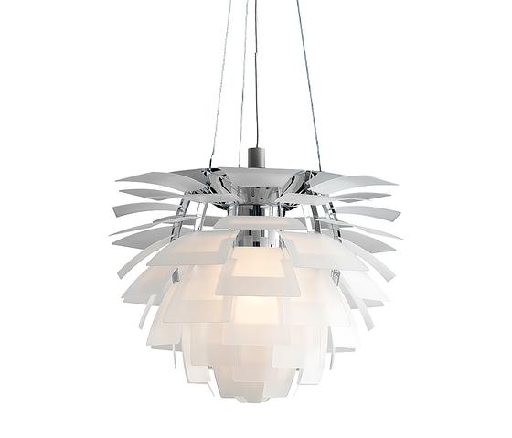 general lighting suspended lights ph artichoke glass louis. Black Bedroom Furniture Sets. Home Design Ideas