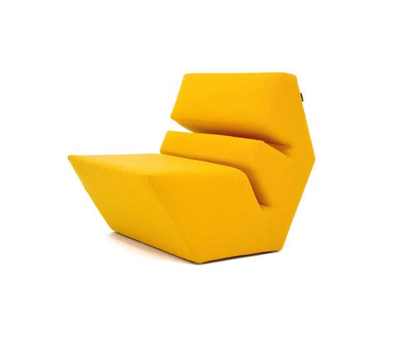 Evo Armchair di Nolen Niu | Poltrone
