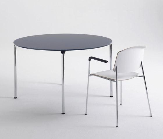 Pause Tisch von Magnus Olesen | Cafeteriatische