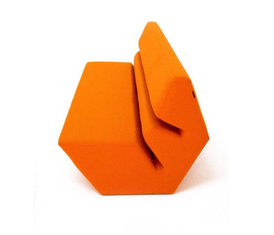 Evo Sofa by Nolen Niu | Sofas