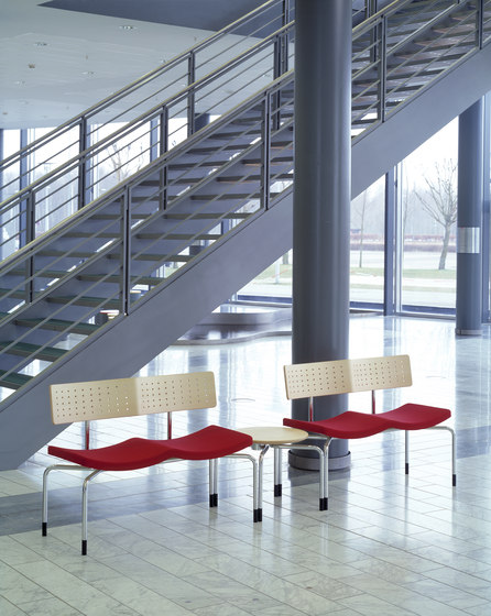 Sea by Magnus Olesen | Waiting area benches