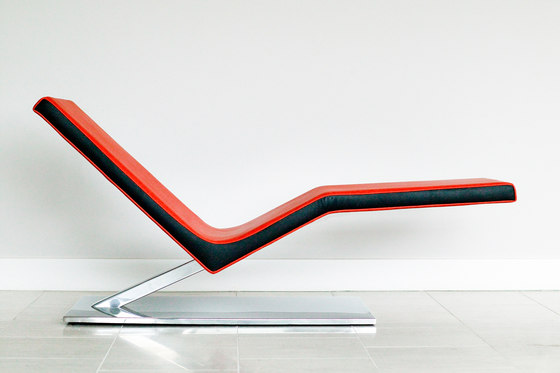 Zero Chaise lounge by Nolen Niu | Chaise longues