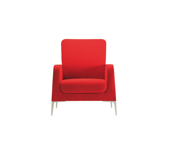 Alphabet - Hi Omega | Armchair by Segis | Lounge chairs