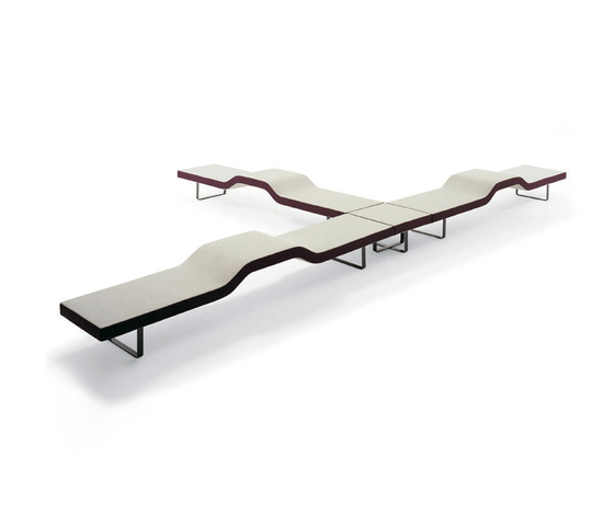 Highway B by Segis | Waiting area benches