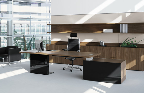 P2_Group | Executive Office by Bene | AV tables