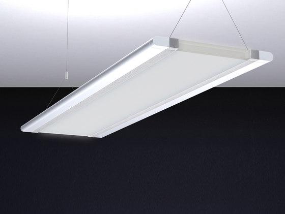 AERO HYBRID II von Zumtobel Lighting | Pendelleuchten