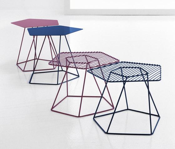 Tectonic by Bonaldo | Side tables