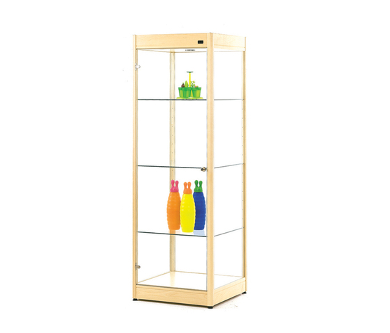 Opera by Abstracta | Display cabinets