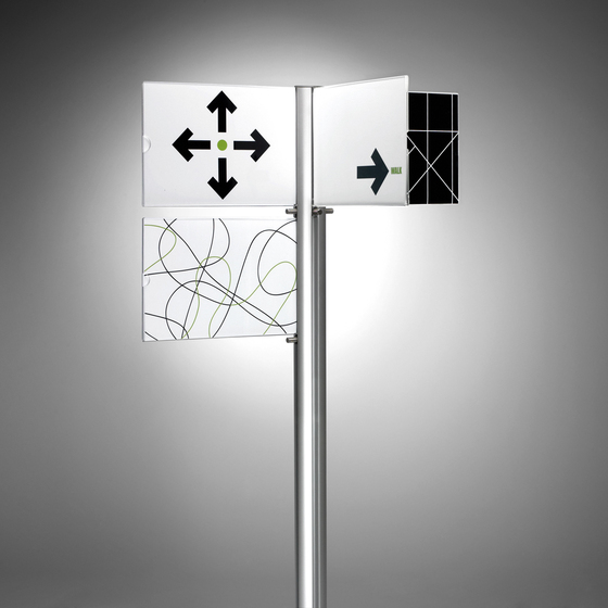 Crossing by Vilagrasa | Wayfinding
