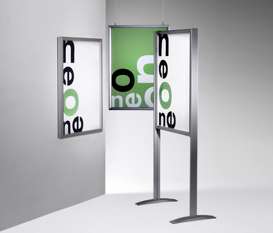 Neon by Vilagrasa | Poster stands