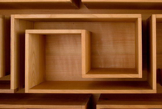 casa C.D. by woodloops | Shelving