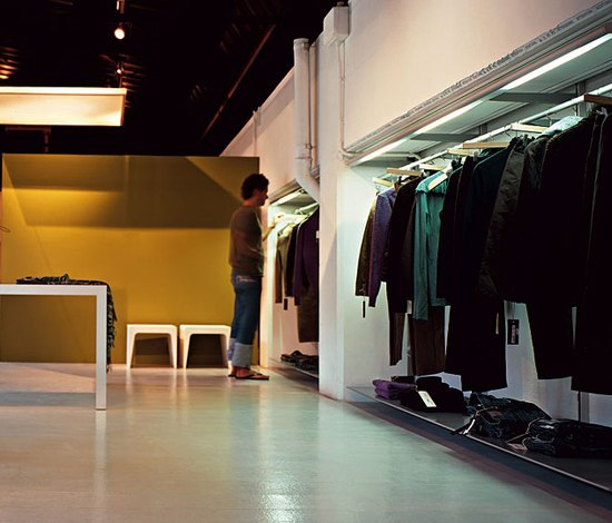 Dot Wardrobe by Kristalia | Built-in wardrobes