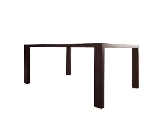 Fifty Table by Kristalia | Dining tables
