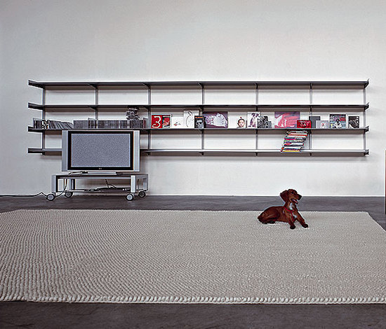 Dot System by Kristalia | Shelving systems