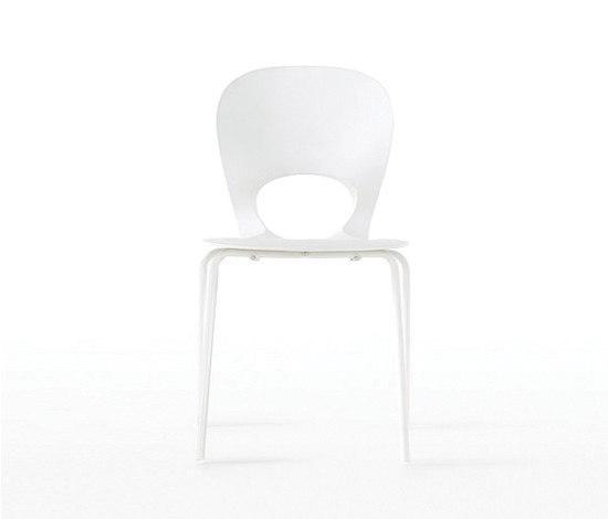 Pikaia Chair by Kristalia | Multipurpose chairs