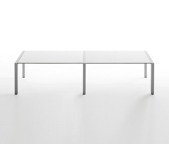 Sushi workstation de Kristalia | Tables collectivités