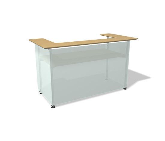 MobyDisc by Skandiform | Reception desks