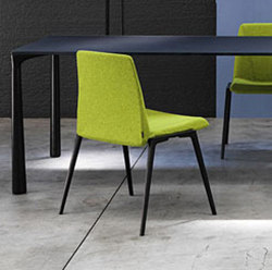 Plate Chair by Kristalia | Multipurpose chairs