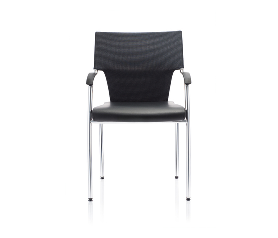 drive 204/A by Brunner | Visitors chairs / Side chairs