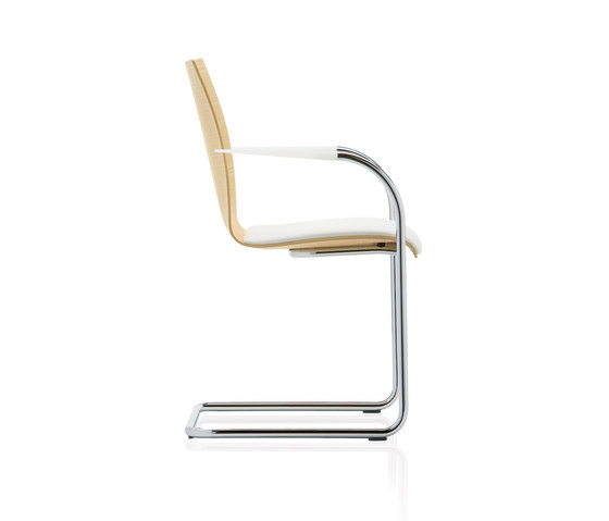 fina 6406/A by Brunner | Visitors chairs / Side chairs
